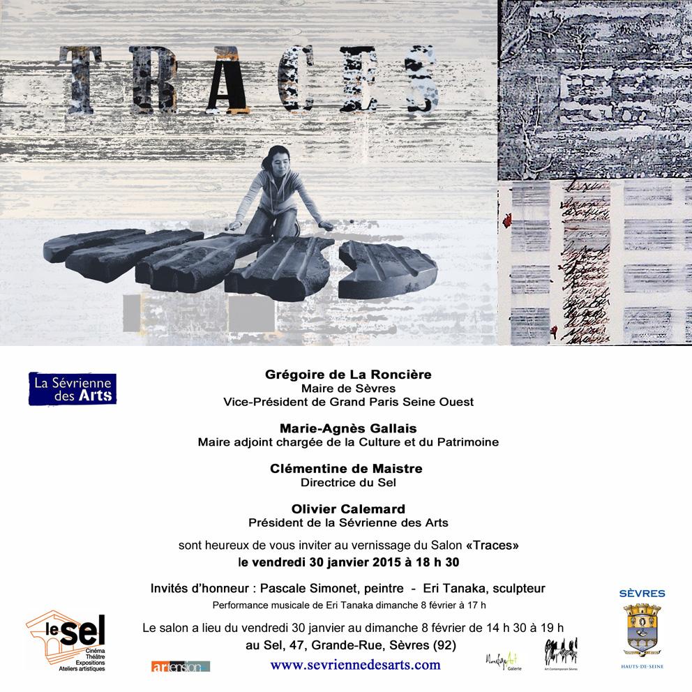 Invitation exposition Sèvres