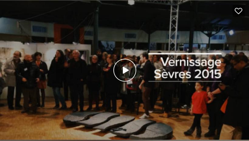 Vernissage expo Sèvres 2015
