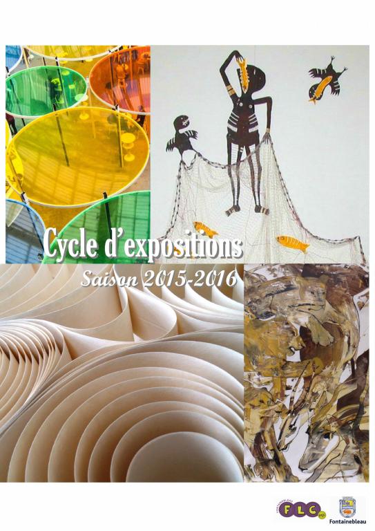 expo Fontainebleua 2016