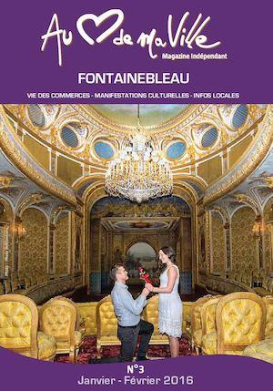 Au Coeur De Ma Ville Fontainebleau Lydia Canizares